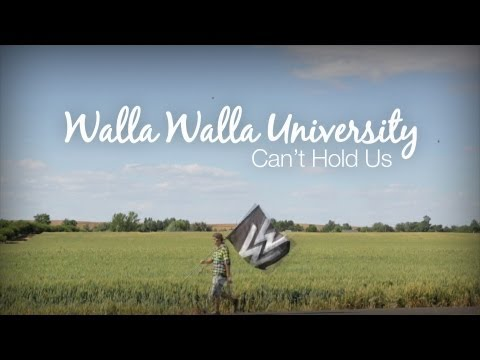Cant Hold Us - Walla Walla U