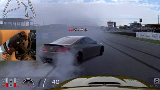GT6 GoPro BMW M3 Online Drifting Build/Tuning