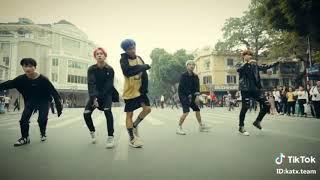 Tik Tok |  | Nhóm nhảy dance KATX hot trên Tik Tok ở VN