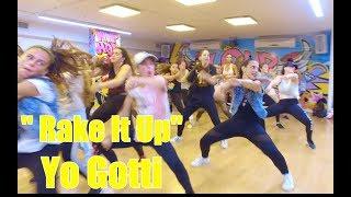 Download Lagu Yo Gotti - Rake It Up ft. Nicki Minaj | Shaked David Choreography Gratis STAFABAND