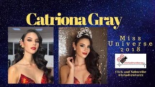 Catriona Gray is here. Hola Amigos! With the National Directors of Miss Venezuela, Miss Canada, Miss