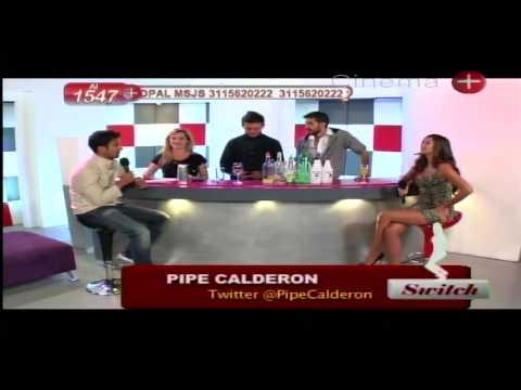 Programa Switch - Pipe Calderon y Nanis Ochoa