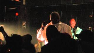 Mel Waiters Performs Got My Whiskey Club 1421 Anderson Sc Sat Sept 17 2011