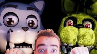 VENCI SEM MEDO! - Five Nights At Freddy