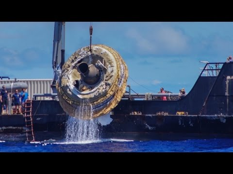 "NASA ""Flying Saucer"" Testing  In Hawaii For Mars Missions"