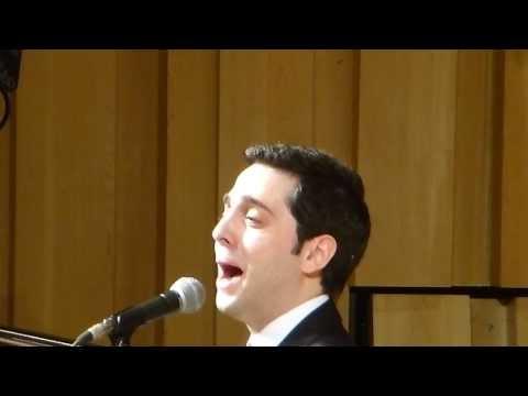 """Lautaro Mazza, canta """"María"""" / Video: Carlos Zito ©"""
