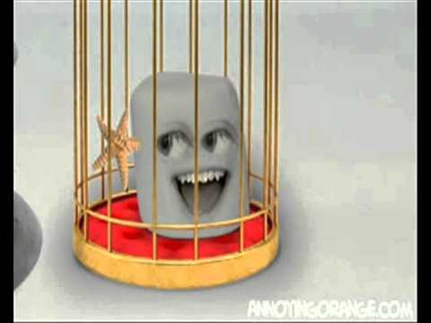 Annoying Orange - Marshmallow Singing