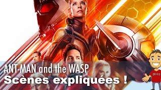 Les scènes POST-CREDITS de ANT-MAN and the WASP expliquées !