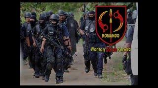 Malaysia Special Forces - VAT 69 Komando 森林飞虎