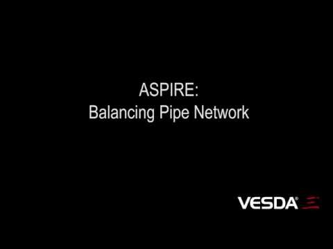 ASPIRE: Balancing Pipe Network