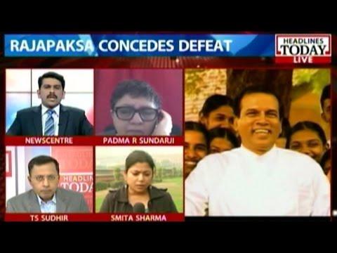 Sri Lanka Presidential elections: Modi congratulates Sirisena