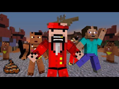 Notch's Holiday Part 2 - Minecraft