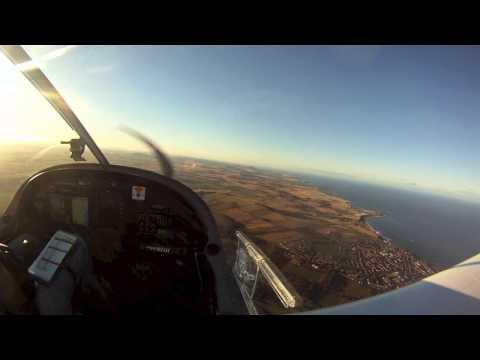 Evektor Sportstar Max G-ONIC - North East Coast of Scotland
