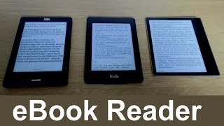 eBook Reader wie Kindle und Co. - HIZ180