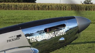 "Rc ""The Galloping Ghost P-51"""
