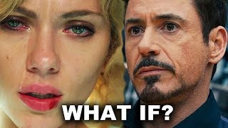 What Would Have Happened If Tony Stark Didn't Die In Avengers: Endgame?