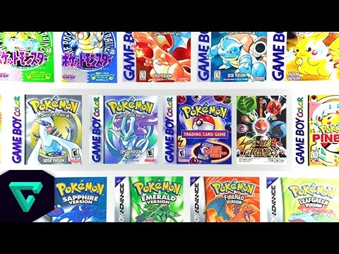 Pokemon Games - May