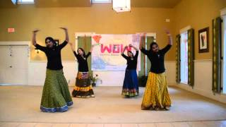 Hindi Group Dance _ Womens Day 2016