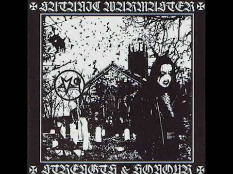 Satanic Warmaster - A New Black Order