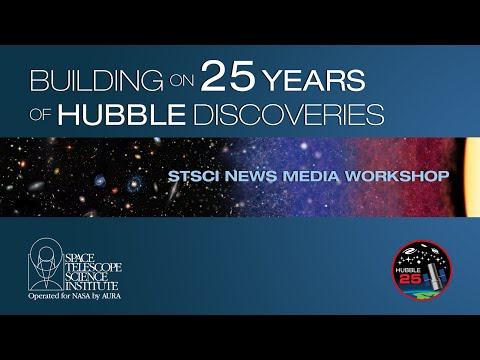 STScI News Media Telecon Explores Hubble's Science Legacy