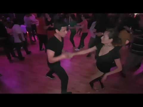 SalsaDura at Salrica 1/7 - Carlos Rincones y Adriana Aparicio