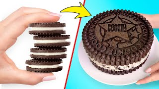 Trying The Best Ever Oreo Cake Recipe