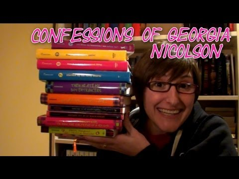 Series Review: CONFESSIONS OF GEORGIA NICOLSON