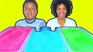 Gross Gelli Baff Toy DIY Challenge - w/ Mashems, Fashems, Shopkins | Onyx Kids