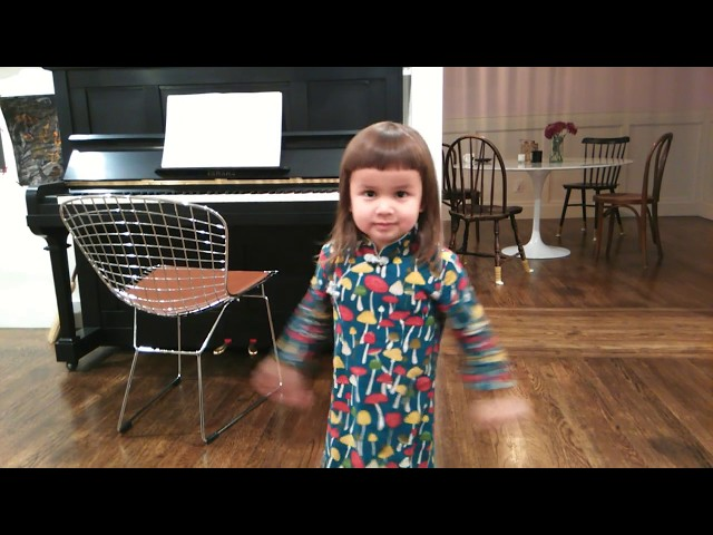 Little Great Singer Collection 5 -xxx Ellie's favorite French children song. thumbnail