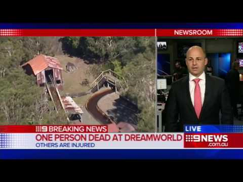 4 Killed at Dreamworld Australian Theme Park Gold Coast (Thunder River Rapids)