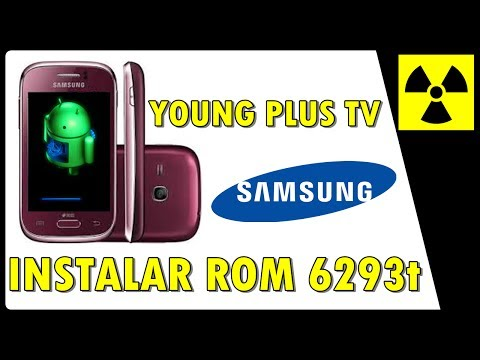 Como INSTALAR a ROM original de fábrica STOCK ROM || Young Plus Tv - 6293t