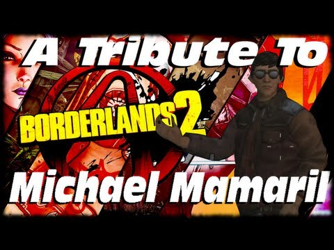 Borderlands 2 How To Find Michael Mamaril Tribute To A Vault Hunter Xbox Achievement Trophy (1080p)