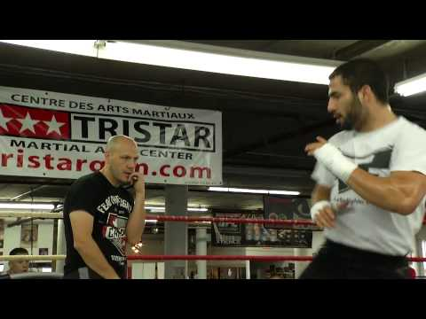 UFC 158 John Makdessi Hopefully Give Fans Exciting Fight