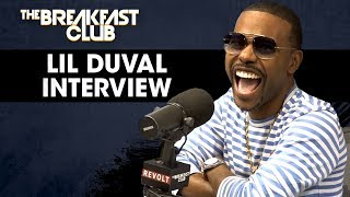 Recording Artist Lil Duval Shares The Secret To His Perfect Hairline Talks Dream Collabs More