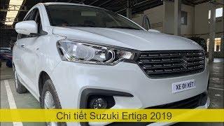 499 million Ertiga 2019 price is present at Suzuki Tay Do | Mekong today