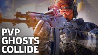Ghost Recon: Wildlands 4v4 PVP Gameplay   Ghost War DLC