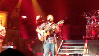 Watch Zac Brown Band The Day That I Die video