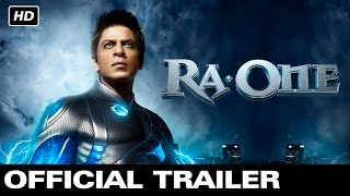 Ra.One -  Official Trailer | Shahrukh Khan, Arjun Rampal, Kareena Kapoor