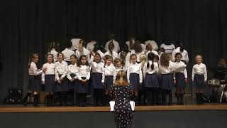 St Cecilia's Inter House Music Entry