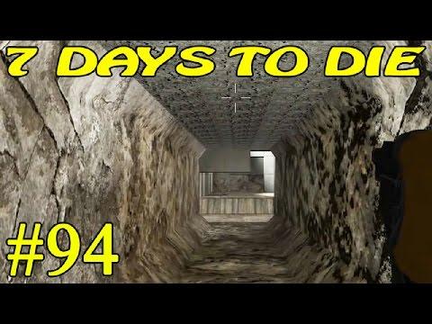 7 Days to Die Alpha 15 ► Туннель ►#94 (16+)