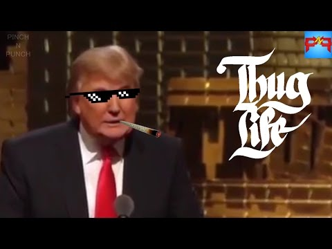 Donald Trump Thuglife