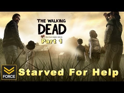 The Walking Dead - Episode 2: Starved For Help PART 1