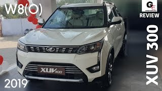 Mahindra XUV 300 W8(O)🔥 | top model | detailed review | features | specs | price !!!