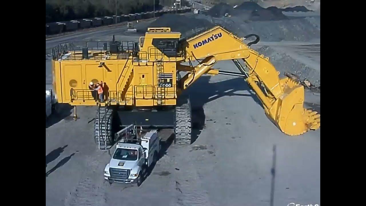 komatsu excavator pc images komatsu excavator pc8000