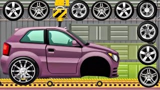 Car for Children - Build Car | Car Factory - Transport for Kids | Dream Cars Factory | Android Games