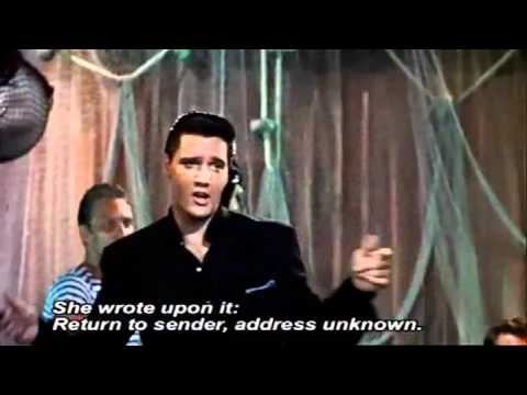 Elvis Presley - Return to Sender [HD]