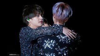 TAEJIN   Moments that make me scream   BTS V AND JIN