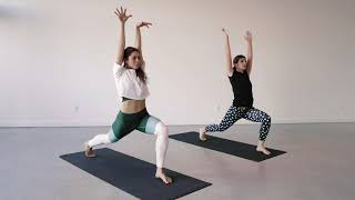 Flow Workout with Michelle Kuhnreich