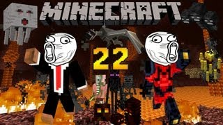 Minecraft Walkthrough Part 22 (Greek)