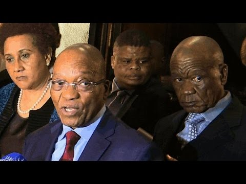 Zuma prods Lesotho leaders to renew peace talks